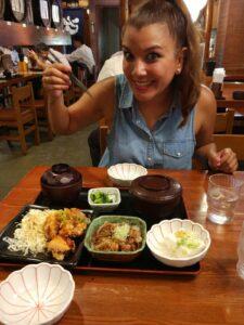 comidad japon