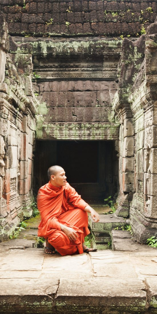 ASIA. Easia Travel Siem Reap   Phnom Bakheng temple iStock.com wanderluster 614224610 Cambodia