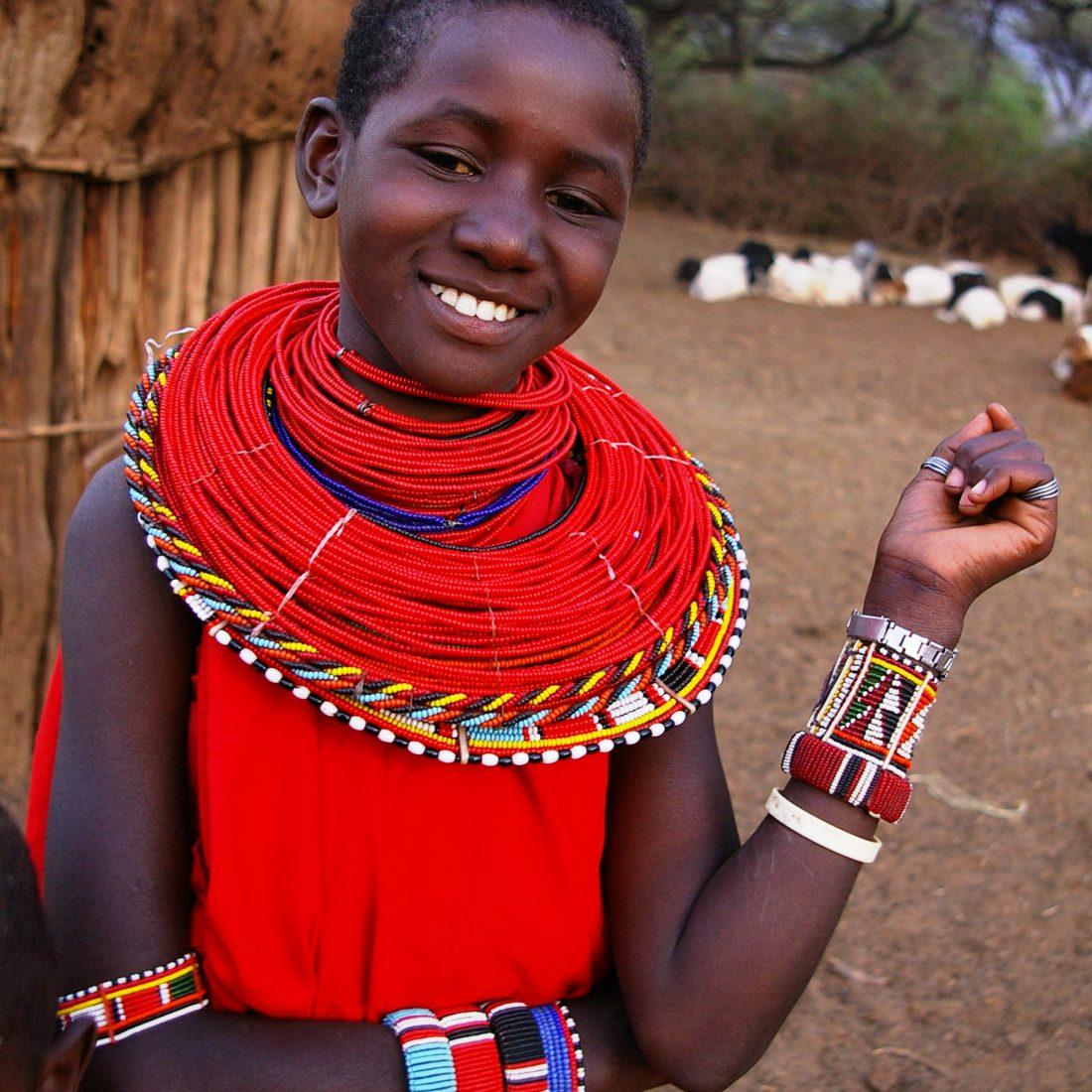 Enfant Massai 1