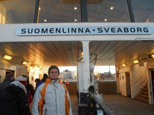 Finlandia Helsinki Suomenlinna