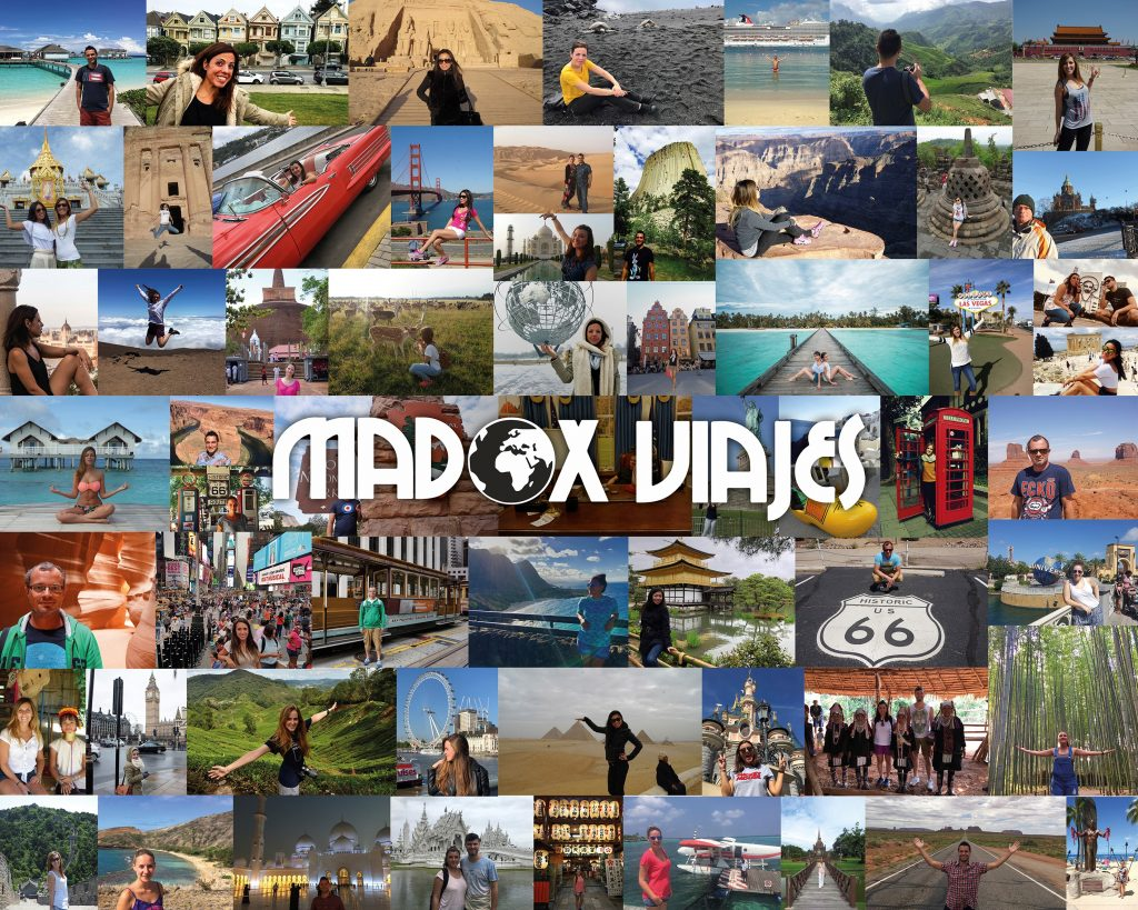 collage madox viajes