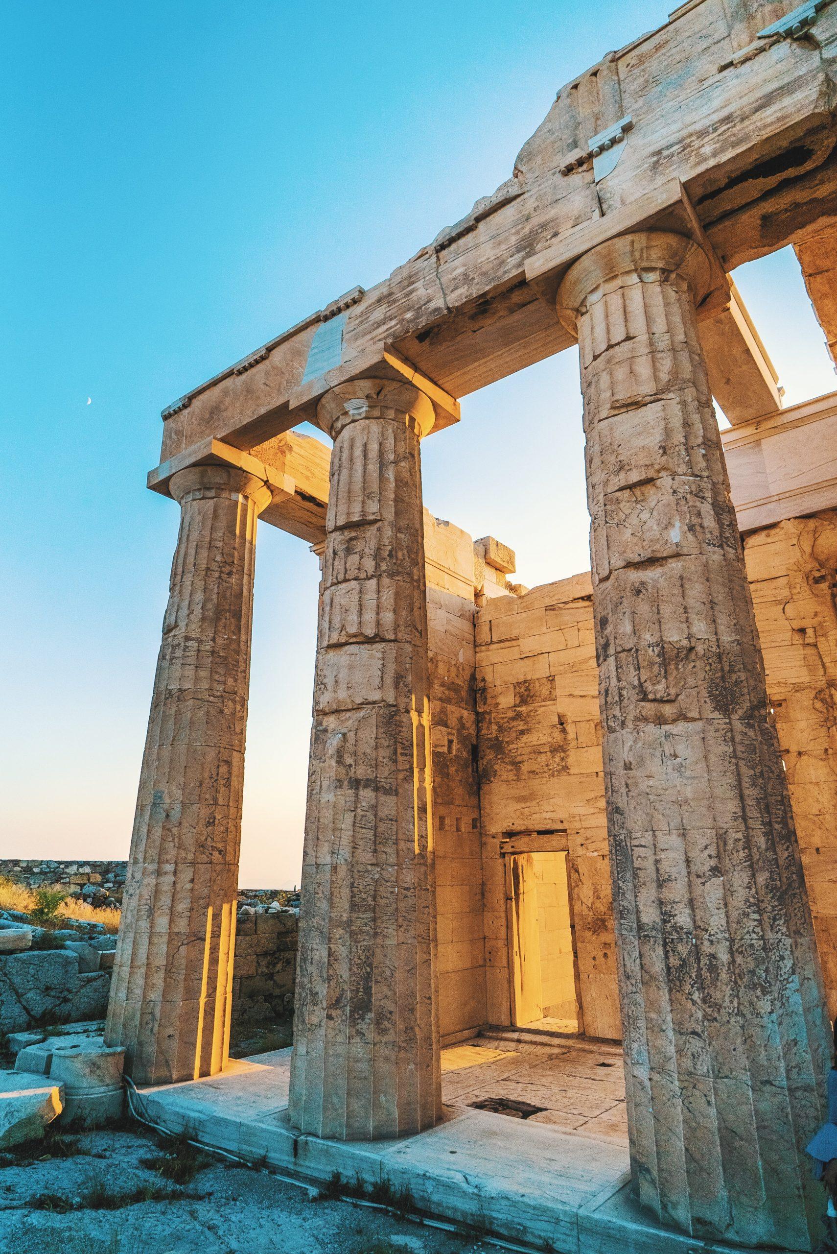 grecia partenon scaled viajes a medida y viajes de novios