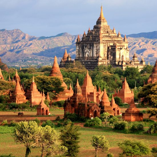 Bagan Temple ruins 2