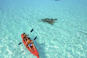 OZEN by Atmosphere at Maadhoo Couple on Canoe
