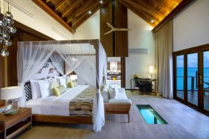 OZEN by Atmosphere at Maadhoo The OZEN Residence Bedroom