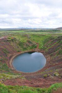 Dia 7. Crater Kerid viajes a medida y viajes de novios