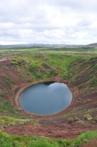 Dia 7. Crater Kerid
