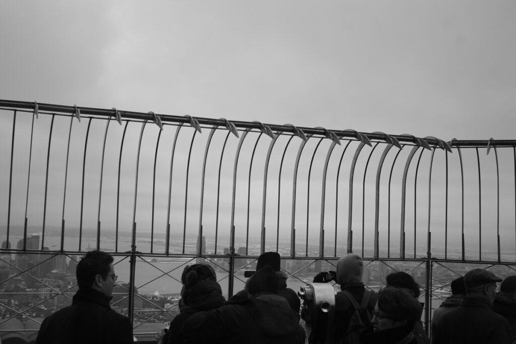 Mirador Empire State invierno
