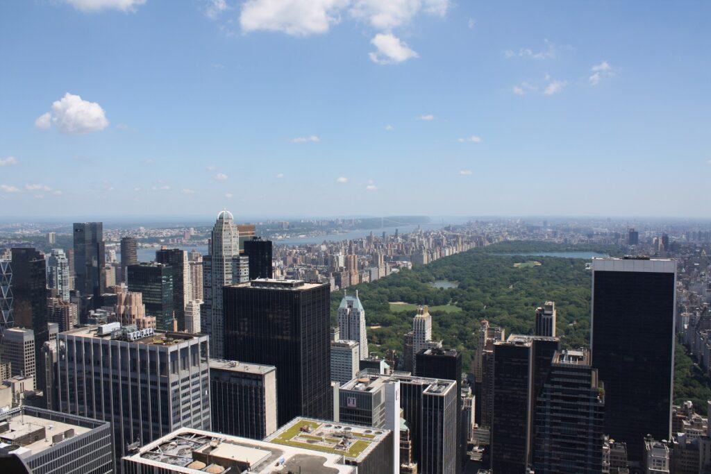 Vistas desde Rockefeller