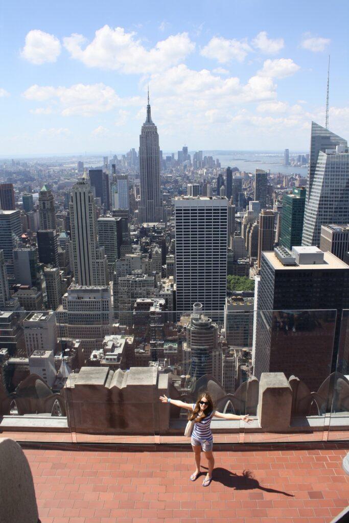Vistas desde Rockefeller 2