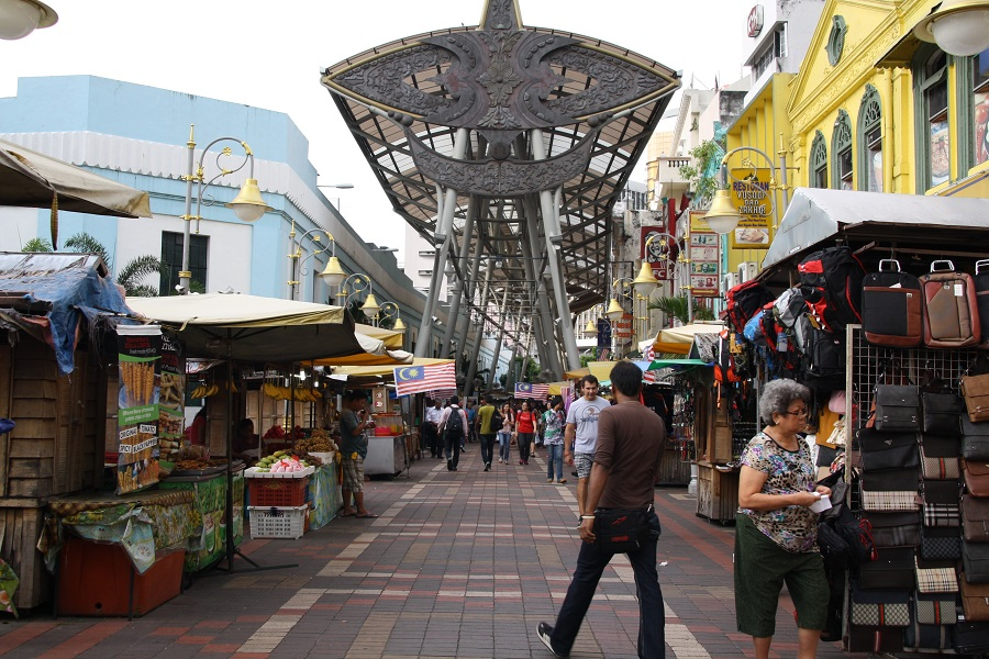 Mercado Central Kuala