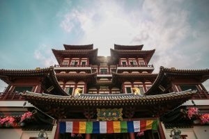 Singapore Chinese Temple viajes a medida y viajes de novios