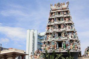 Templo en Chinatown viajes a medida y viajes de novios